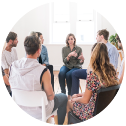 group therapy Tampa Beach Drug Rehab  