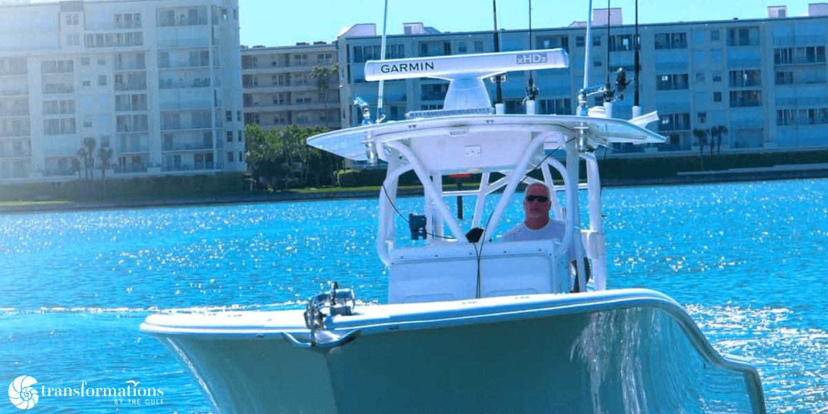 Tampa Addiction Boat Therapy Drug & Addiction Beach Therapy