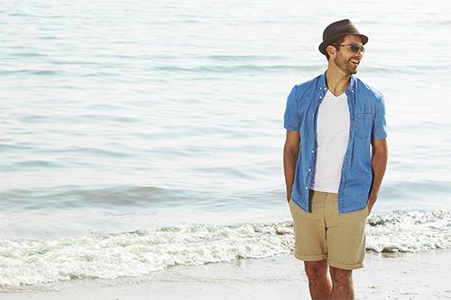 rehab allows you to enjoy a walk on the beach
