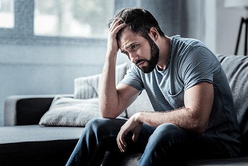 mental struggle with addiction